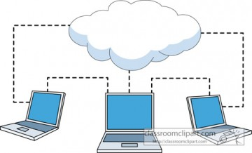 cloud computer network